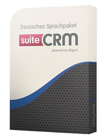 SuiteCRM Sprachpaket deutsch download