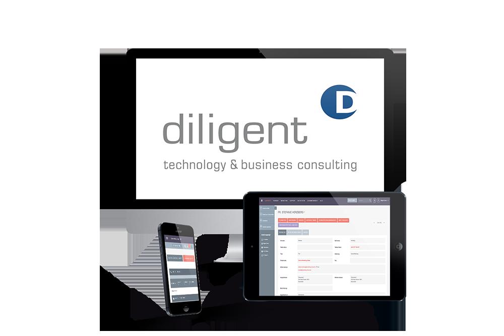 Diligent CRM Beratung und Technologie